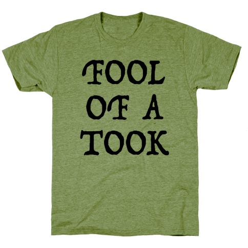 """""""Fool of a Took"""" Gandalf Quote T-Shirt"""