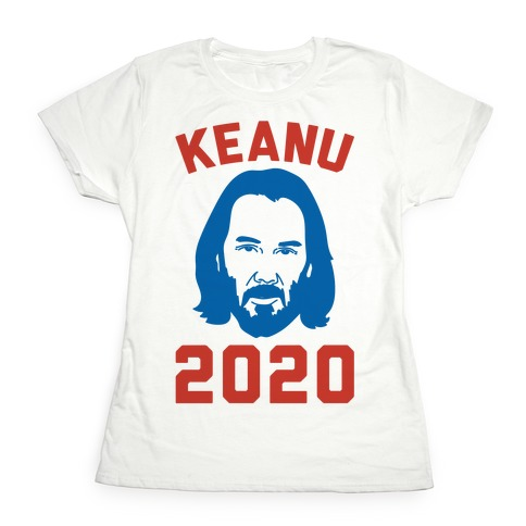 Keanu 2020 Womens T-Shirt