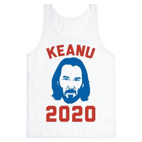 Keanu 2020 Tank Top