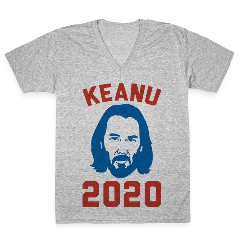 Keanu 2020 V-Neck Tee Shirt