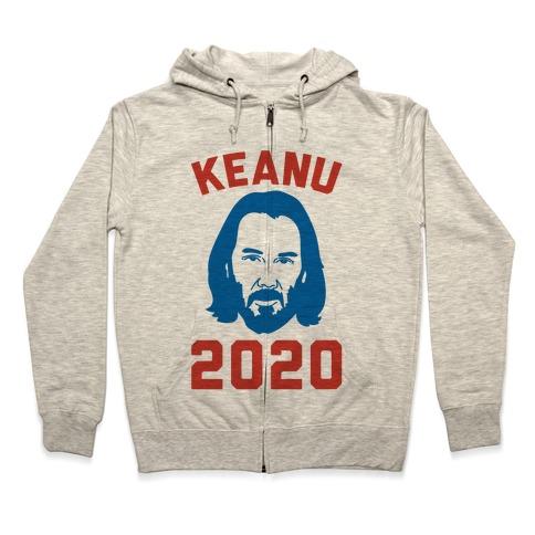 Keanu 2020 Zip Hoodie
