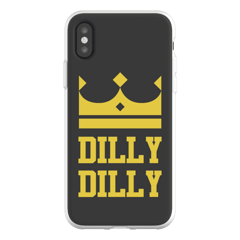 Dilly Dilly Phone Flexi-Case