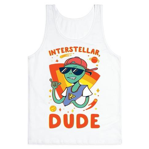 Interstellar, Dude Tank Top