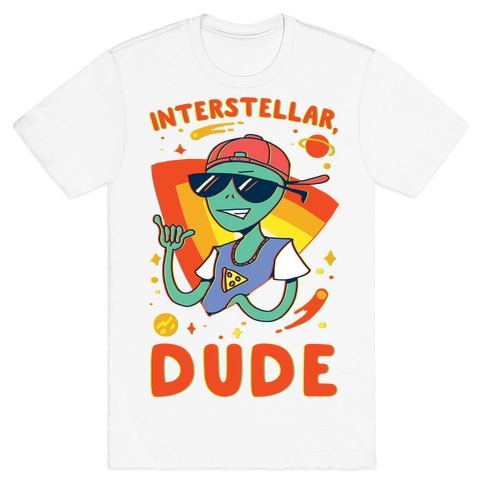 Interstellar, Dude T-Shirt