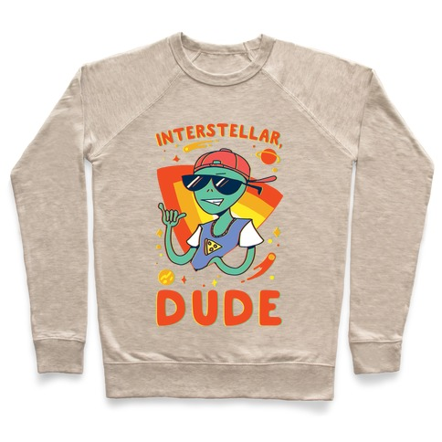 Interstellar, Dude Pullover