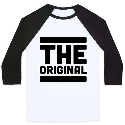 The Original (1 of 2 pair) Baseball Tee