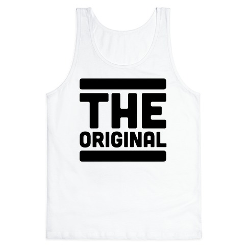 The Original (1 of 2 pair) Tank Top