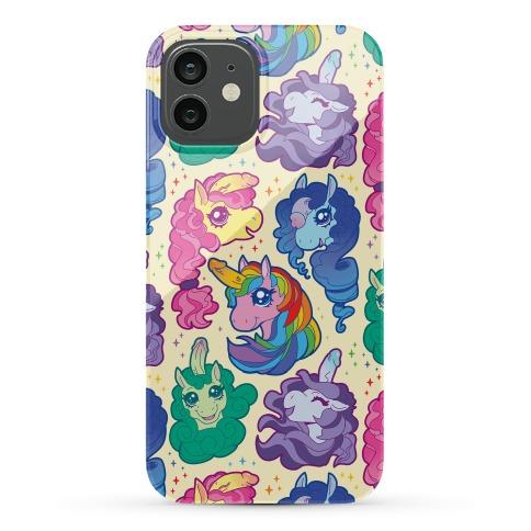 Unicorn Penis Pattern Phone Case