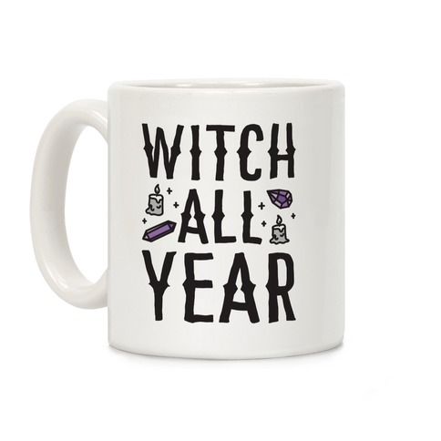 Witch All Year Coffee Mug