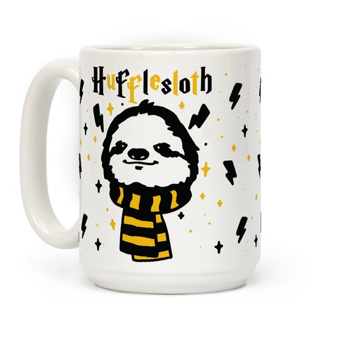 Hufflesloth Coffee Mug