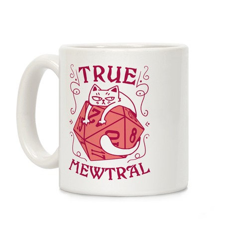 True Mewtral Coffee Mug