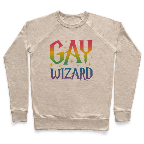 Gay Wizard Pullover