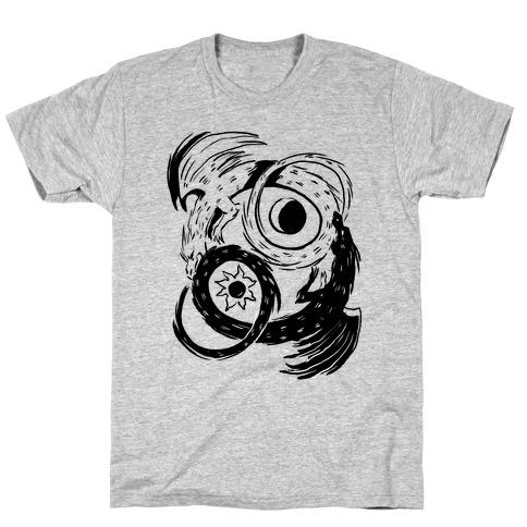 Dark-Light Ouroboros T-Shirt