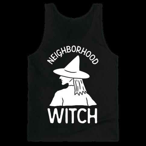 Neighborhood Witch Tank Top