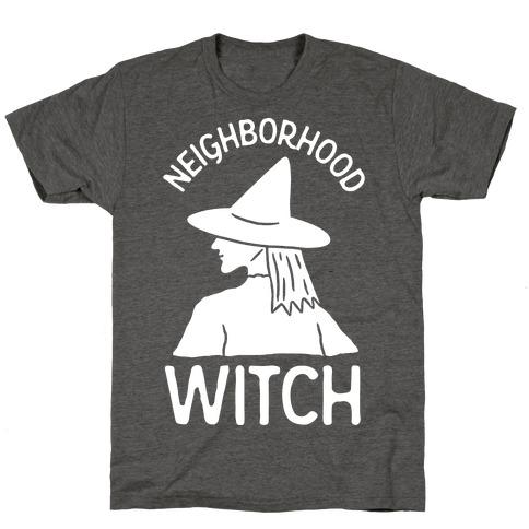 Neighborhood Witch Mens/Unisex T-Shirt