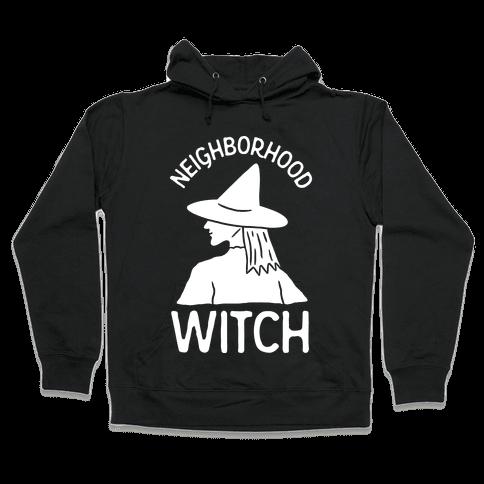 Neighborhood Witch Hooded Sweatshirt