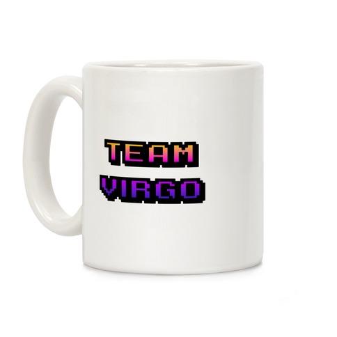 Pixel Team Virgo Coffee Mug