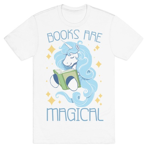 Books Are Magical T-Shirt