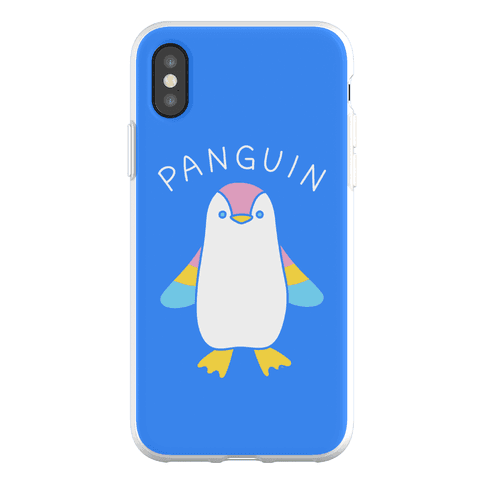 Panguin Phone Flexi-Case