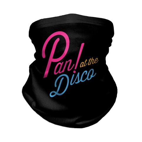Pan! at the Disco Neck Gaiter