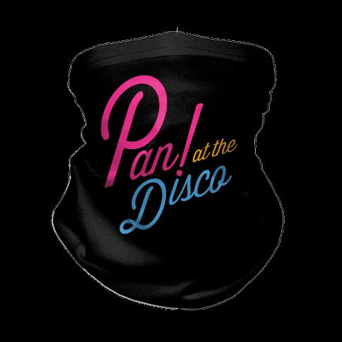 Pan! at the Disco Neck Gaiter