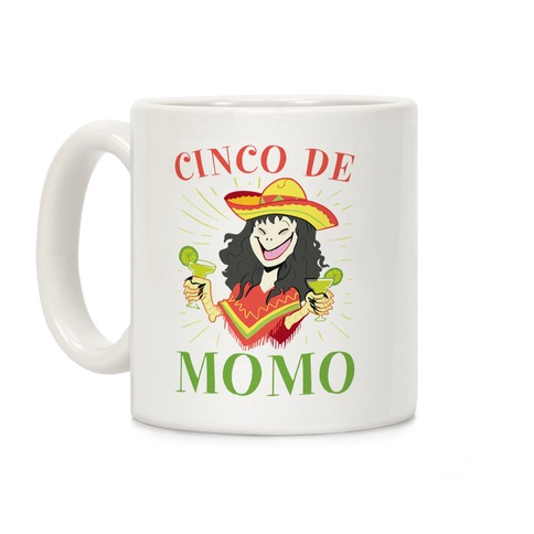 Cinco De Momo Coffee Mug