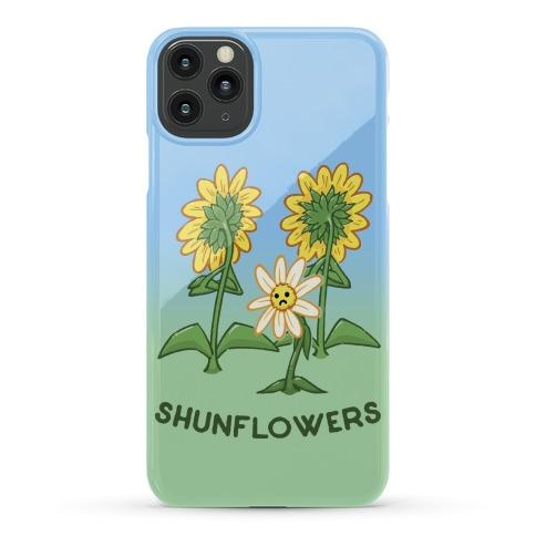 Shunflowers Phone Case