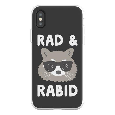 Rad & Rabid Phone Flexi-Case