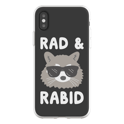 Rad & Rabid Phone Flexi-Case