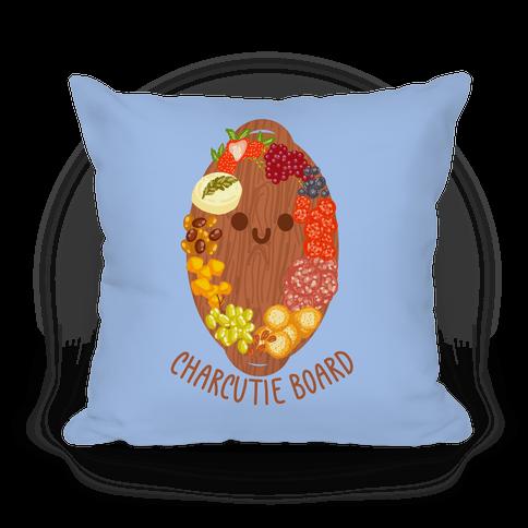 Charcutie Board Pillow