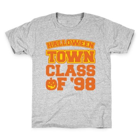 Halloween Town Class of '98 Parody Kids T-Shirt