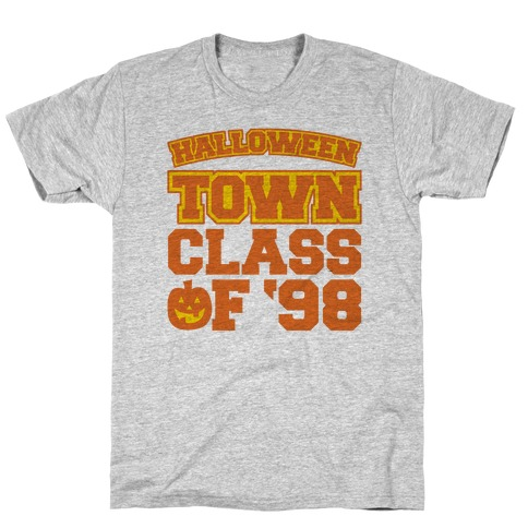 Halloween Town Class of '98 Parody T-Shirt