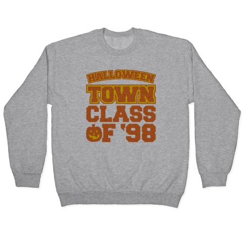 Halloween Town Class of '98 Parody Pullover