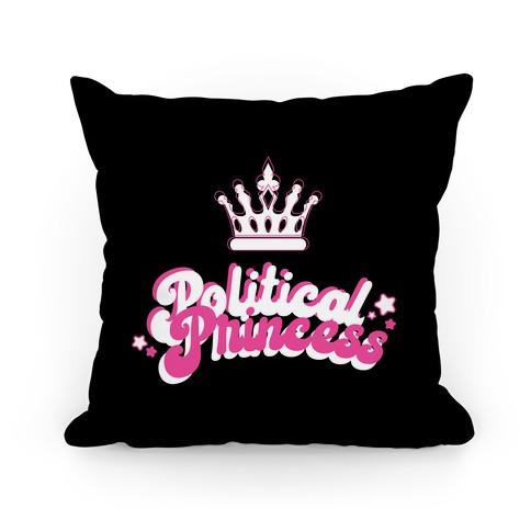 Political Princess Pillow