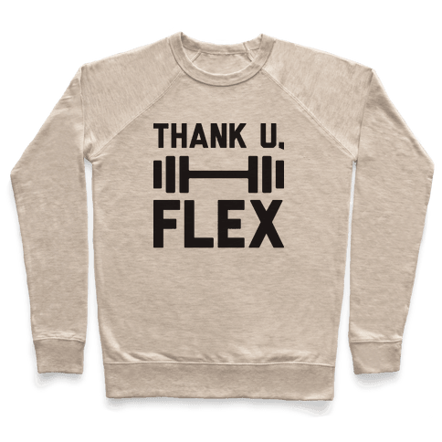 thank u, flex Pullover