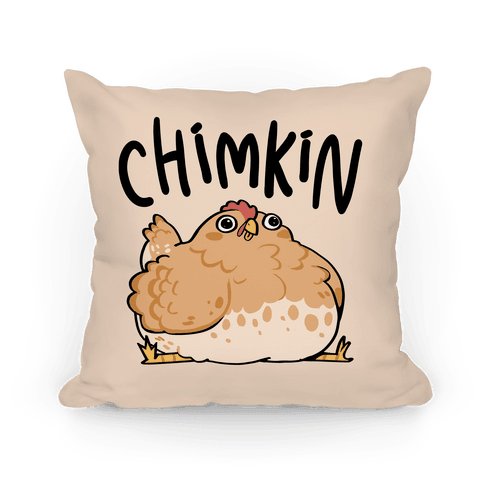 Chimkin Derpy Chicken Pillow