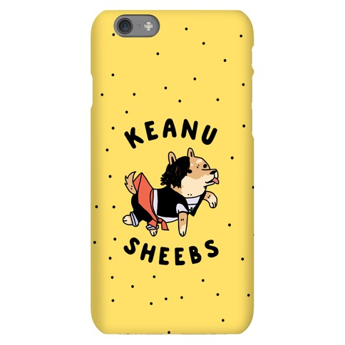Keanu Sheebs Phone Case