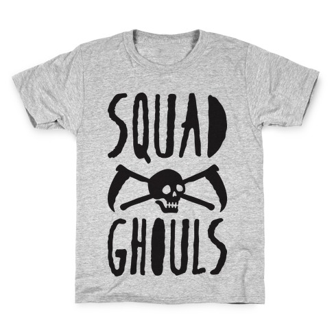 Squad Ghouls Kids T-Shirt