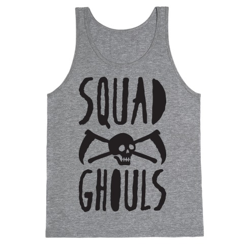 Squad Ghouls Tank Top