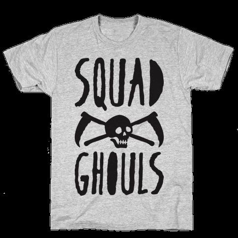 Squad Ghouls Mens T-Shirt