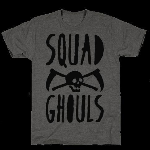 Squad Ghouls Mens/Unisex T-Shirt