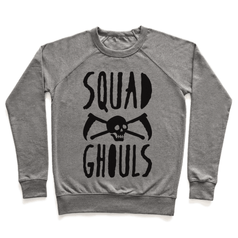 Squad Ghouls Pullover