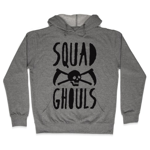 Squad Ghouls Hooded Sweatshirt