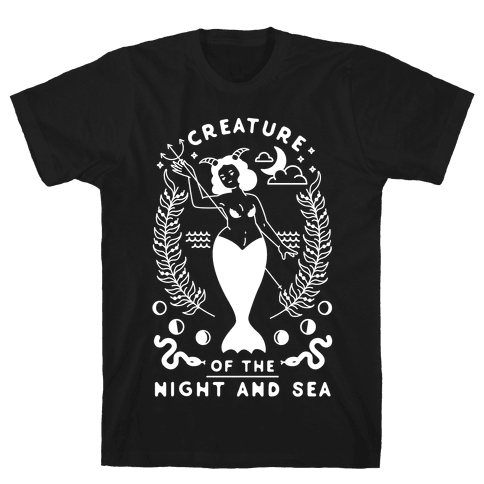 Creature of the Night and Sea