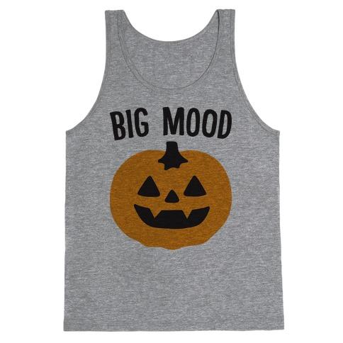 Big Mood Jack-o-lantern Tank Top
