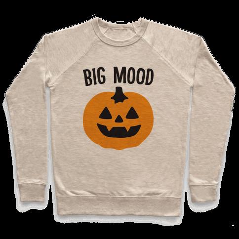 Big Mood Jack-o-lantern Pullover