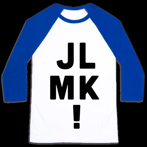 JLMK Futaba Baseball Tee