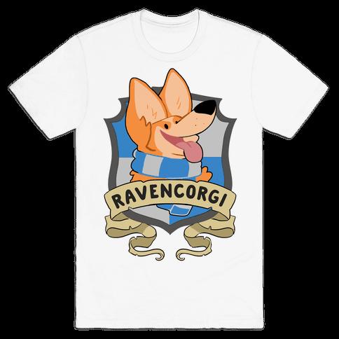 Ravencorgi Mens T-Shirt