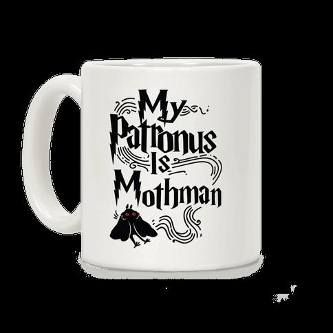 My Patronus is Mothman