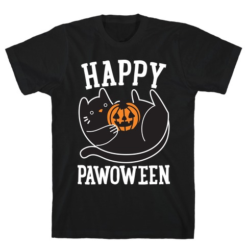 Happy Pawoween T-Shirt